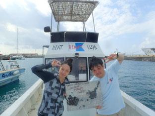 石垣島でのんびりダイビング「フォトダイブに出港」