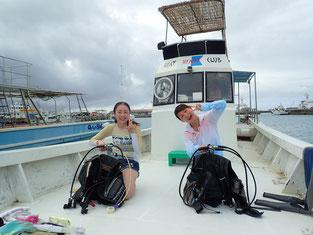 石垣島でのんびりダイビング「ファンダイビング2日目」