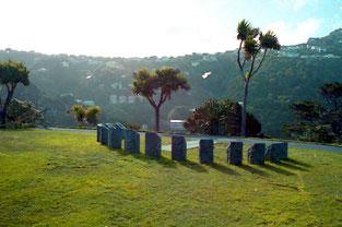 sauber geplante Park-Strukturen