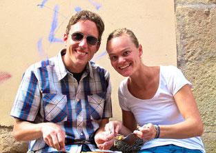 Alex und Xenia aus Holland..