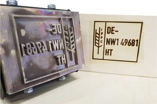IPPC Brennstempel - HLP 108