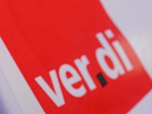 Verdi fordert für die Armee-Mitarbeiter 3% mehr Gehalt. Foto: P. Seeger/Archiv