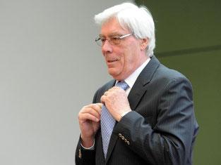 Der frühere Vorstandsvorsitzende der Bayerischen Landesbank (BayernLB), Werner Schmidt. Foto: Tobas Hase