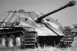Jagdpanther allemand