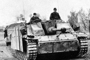 StuG IIIG allemand
