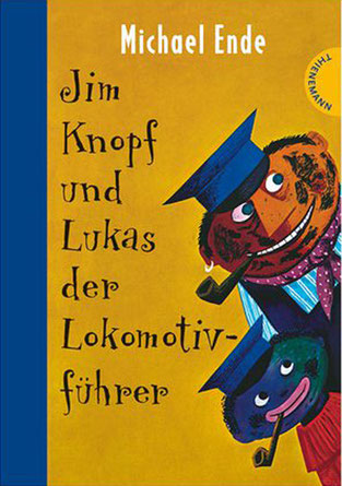 Michael Ende: Jim Knopf und Lukas, der Lokomotivführer, Thienemanns Verlag.