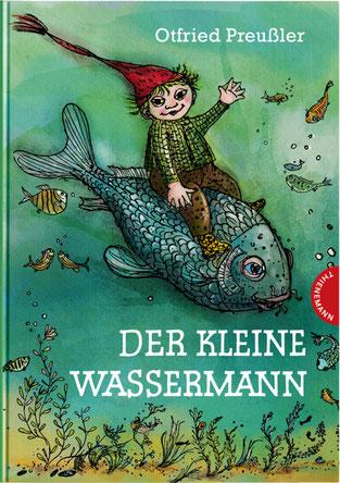 Otfried Preußler: Der kleine Wassermann, Thienemann-Esslinger-Verlag.