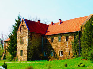 im 12. Jhd. erbaut, im romanischen und gotischen Stil