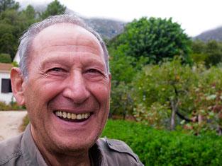 Lorenzin, zuständig für das riesige Bavella-Naturschutz-Gebiet