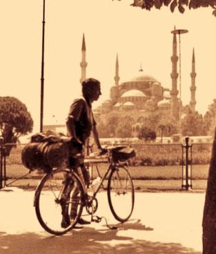 Türkei-Radtour 1963 - zwischen Okzident und Orient