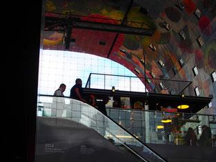 eine modisch, interessante Architektur
