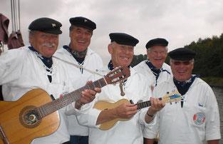 Krummesser Shanty-Quartett
