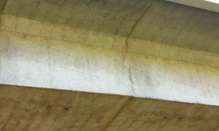 repérage des câbles précontraints sur chantier du Viaduc du Gardon