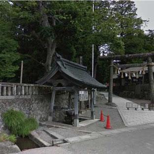 小野神社・矢彦神社