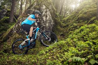 e-Bikes für Sportler