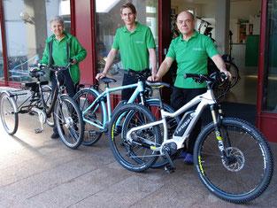 Neue e-Bike Shops in Bern und Hombrechtikon