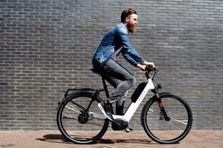"Das bekannte Elektrovelo-Magazin ""e-bike"" kürt das BlueLabel Nevo zum Testsieger"