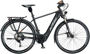 KTM Macina Style Trekking e-Bikes 2019