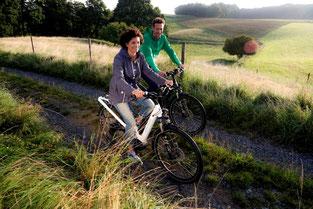 e-Bike Fahren und Gesundheit