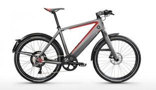 Stromer e-Bikes mit der Shimano XTR DI2