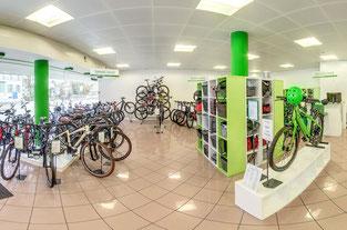 Die e-Bike Ausstellung in Lenzburg ist nun komplett
