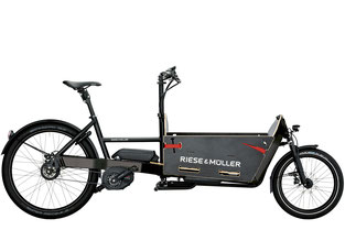 Riese & Müller Packster Cargo e-Bike