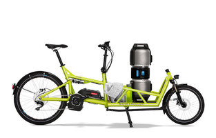 Cargo e-Bike blueLABEL Transporter