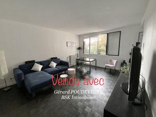 Vente, Gérard POUDEVIGNE, BSK, Immobilier, avec vous, location, estimation, appartement, maison, terrain, boxe, immeuble,