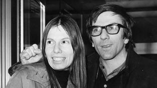 Rudi og Gretchen Dutschke i Århus