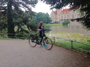 Ein e-Bike für die BINGO! Umweltlotterie