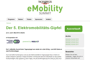 eMobility Summits, e-motion e-Bike Welt Berlin-Steglitz