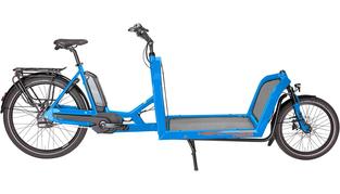 Hercules Cargo Lasten e-Bike  2019