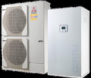 LIS-Luft-Wasser-Wärmepumpe