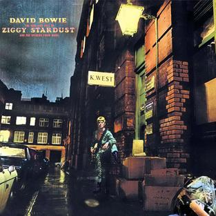 David Bowie「Ziggy Stardust」