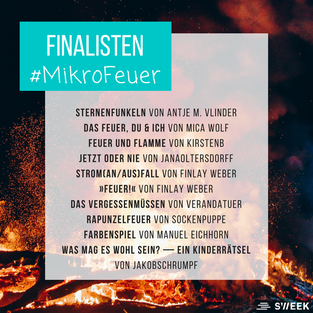 #mikrofeuer finalisten #shortlist