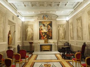 Palazzo Vescovile - Ascoli Piceno