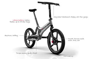 Gocycle Elektrobike