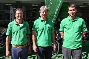 Neue Öffnungszeiten in der e-Bike Welt Lenzburg