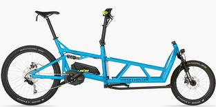 Load: sportliches Cargo e-Bike