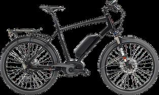 e-Bikes von IBEX sind hochwertig ausgestattet