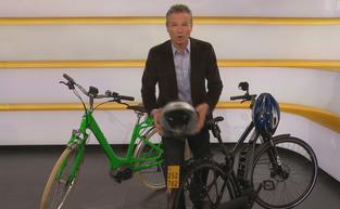 Richtigstellung Kassensturz Bericht über schnelle e-Bikes und Helmpflicht