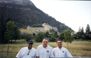 A. Albo-M. Bonany- Colmars les Alpes
