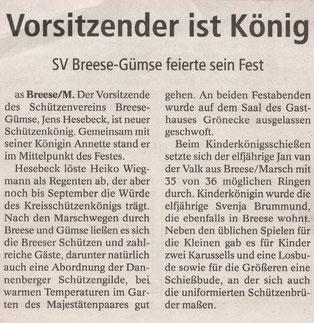 Elbe-Jeetzel-Zeitung 2004