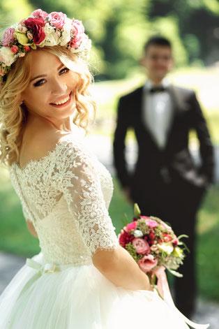 Die Hochzeit-Deine Brautfrisur