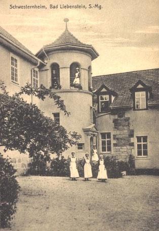 Aufnahme 1920 - Repro W.Malek