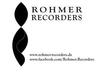 ヨアヒム・ローマー / Rohmer Recorders
