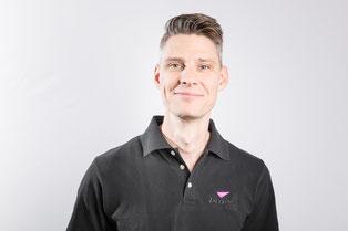 Stephan Schneider von der Firma Brasser AG in Zizers bei Chur, Leiter Frontoffice und Berufsbildner