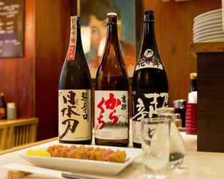 ポンチ軒|高崎|とんかつ|日本酒