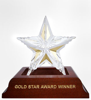 Gold Star Award Winner Kolb Imex