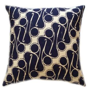 Textiil Natural Dye Batik Pillows